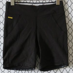Lole 4 Way Stretch Black Athletic Short Size Small